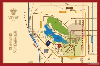 尚湖玫瑰园东区