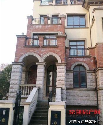 金域蓝湾二区联体别墅低价出售房源相册