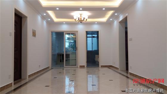 琴湖苑 3室2厅1卫 91平 2楼 全新豪装 车库21平 185万房源相册