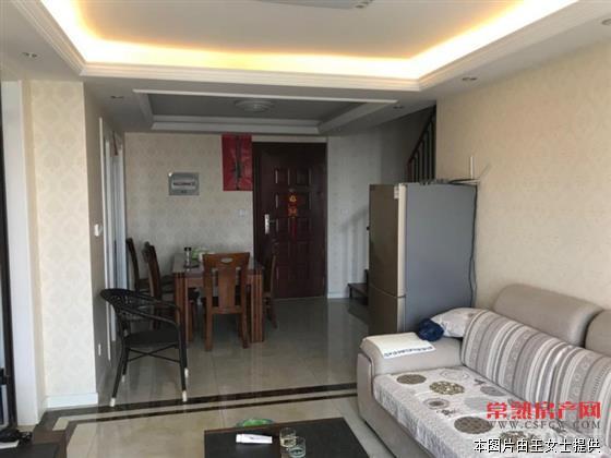 隆盈广场  60平米 挑高 婚房装修  85万