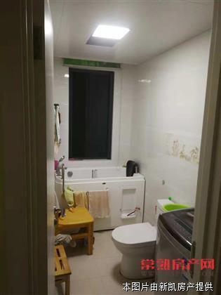 新世纪绿树湾 花园洋房 3跃4层 3室2厅2卫 116平 精装 有专用汽车位 满2年 198万