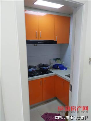 庆裕新都汇广场复试二室二厅精装修出租房源相册