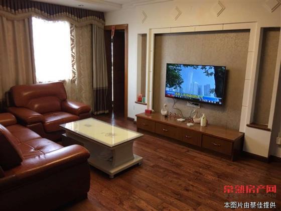 H 恒基曼城 92.40平精装 三室两厅一卫 南北通透 有名额 200万!