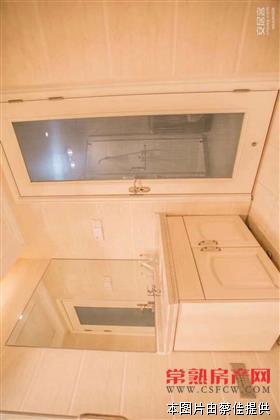 L汇丰时代广场,1室1厅1卫,豪装49.5平。
