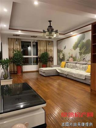 丽都花园120平豪华装修满两年孩子上学有名额惊爆价150万最好的楼层最好的装修绝无仅有的价格