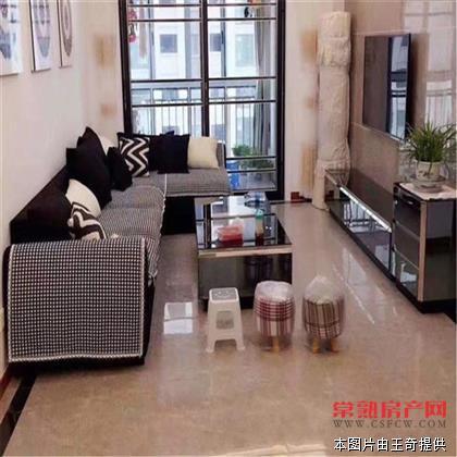 万达广场 精装三房 105平仅售240万 满二 有名额 带车位房源相册