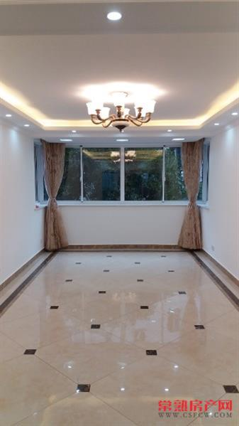 琴湖苑,2室2厅1卫1书房,91平,2楼,全新精装,车库21平,满2年,168万