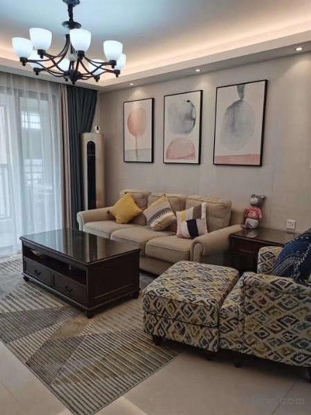 低于市场价,新城虞悦豪庭117平加装大3室300万