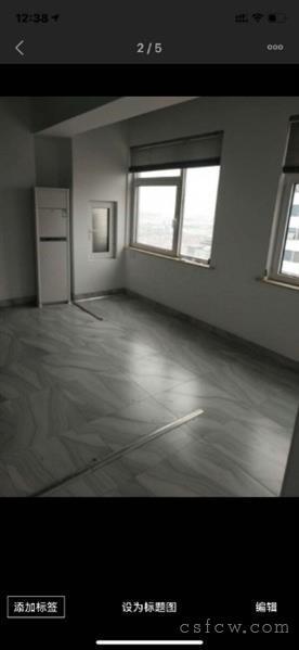 万达公寓,2房1卫,19楼,拎包入住,2500月租