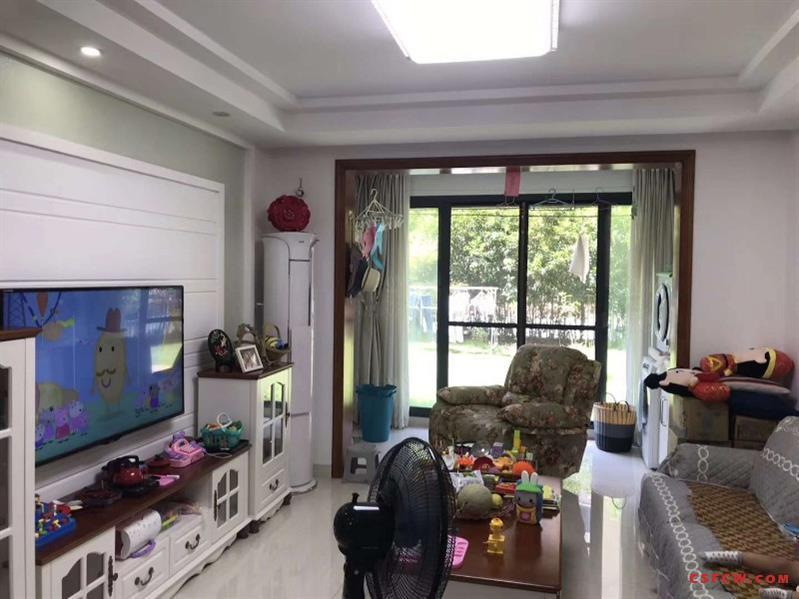 c琴湖家园91平精装156万满五唯一有名额带车位底楼带院子