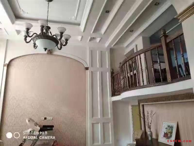c润欣花园联体297平,精装,满二年,有名额,带院子和车库,688万