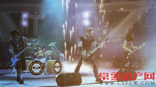 中南•锦城:11月7日风情样板间盛大公开
