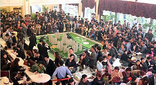 中南锦城首期商业4.26开盘 热销过半劲销难挡