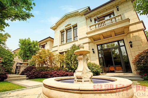 名流•御园一枝独秀红4月 傲领豪宅销售榜