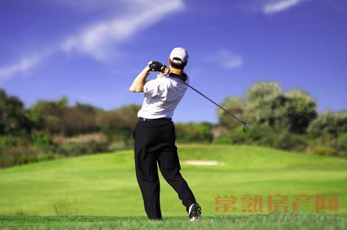 招商太公望杯常熟市高尔夫大师赛即将公开