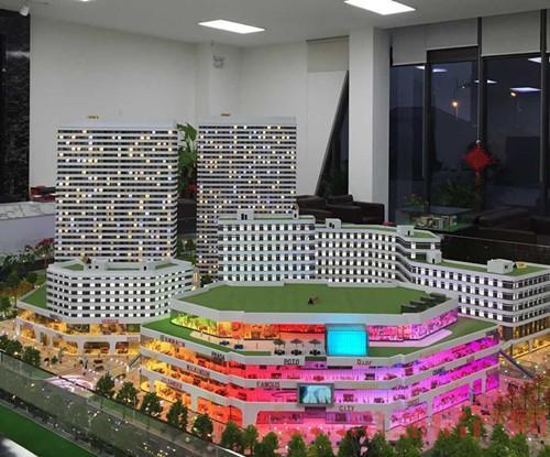 宝鸿商业广场打造滨江新城一站式商业综合体