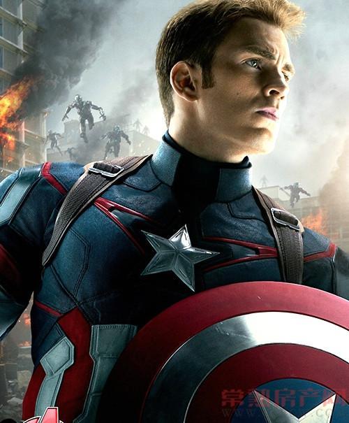 常熟楼市版复仇者联盟 哪个是你的超级英雄