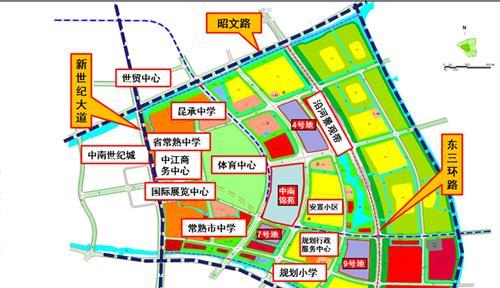碧桂园首次抢滩虞城 3.8亿高调竞得7号地