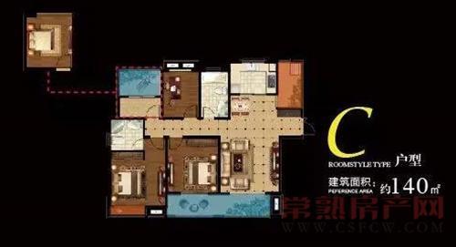 琴川嘉安在售8、9号楼 交3万享5平米优惠