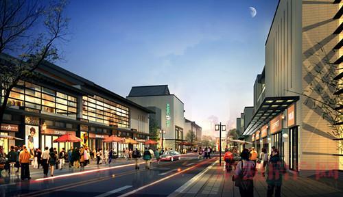 新天地新售楼中心装修中 县南街开街在即