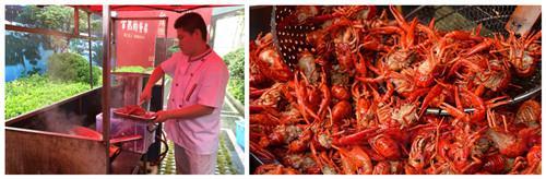"""龙虾节""""宴遇""""拉斯维加斯 盎然夏意美无限"""