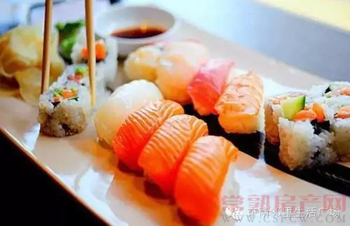 东南邻里寿司DIY 味蕾盛宴即将开启