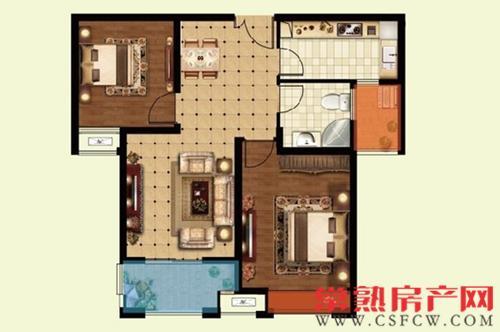 琴川嘉安2号楼幸福预约 最高优惠10万元