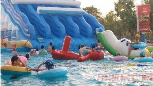 欢乐加时:水上嘉年华闭幕时间延至8月30日