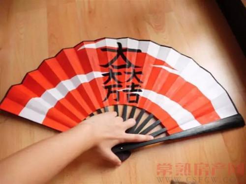 沁香园清凉一夏,手绘折扇!夏夜更精彩!