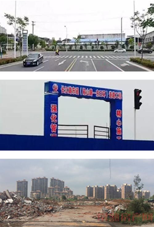 最后300米冲刺 名流•御园长江东路通车在即
