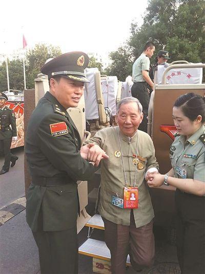 90岁常熟支前模范陈必华:光荣不只属于我