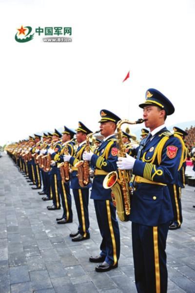 40名官兵组成苏州方阵 难忘经历带来荣誉