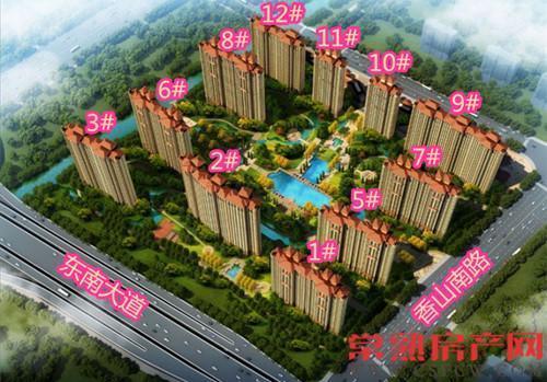 中南御锦城9#楼新品热销 双节同庆全城钜惠