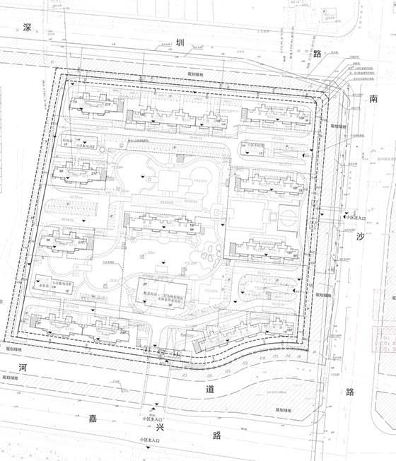 城北世茂2018A—007地块批前公示出炉