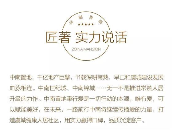 揭秘中南林樾热销   天赋、地脉、匠著!