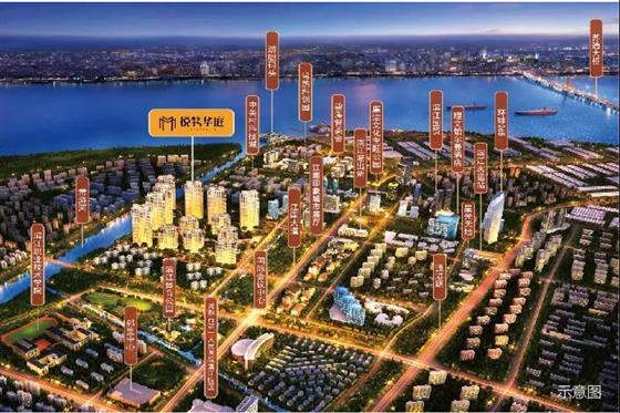新城•悦隽华庭 通港高架开通在即数重利好擎动滨江腾飞