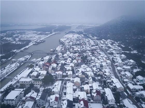 怀念虞城的雪,思念澜院的人