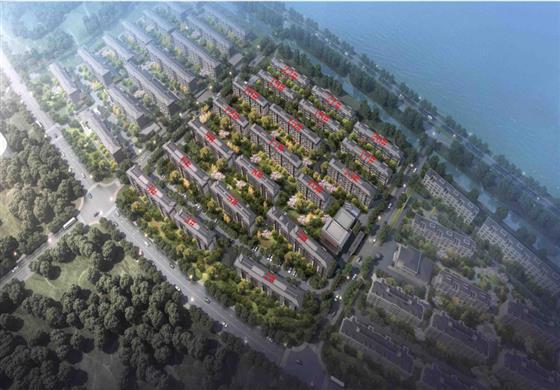 尚湖片区雍澜院批后公示出炉