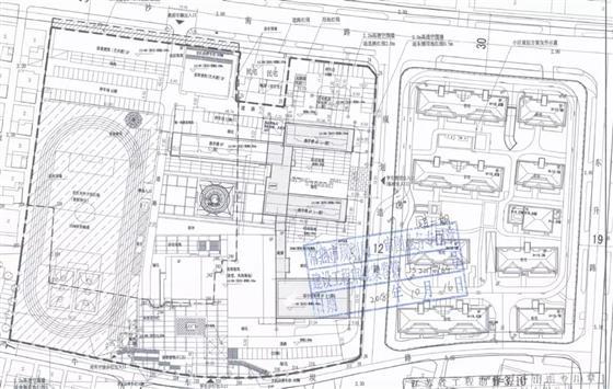 沙家浜中心小学改扩建工程一期批后公示出炉 共计5轨30班