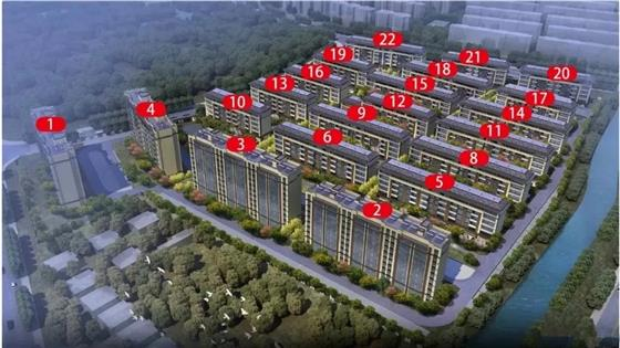 尚湖—璞悦雅筑1、4号楼获预售 户型为约147平大平层