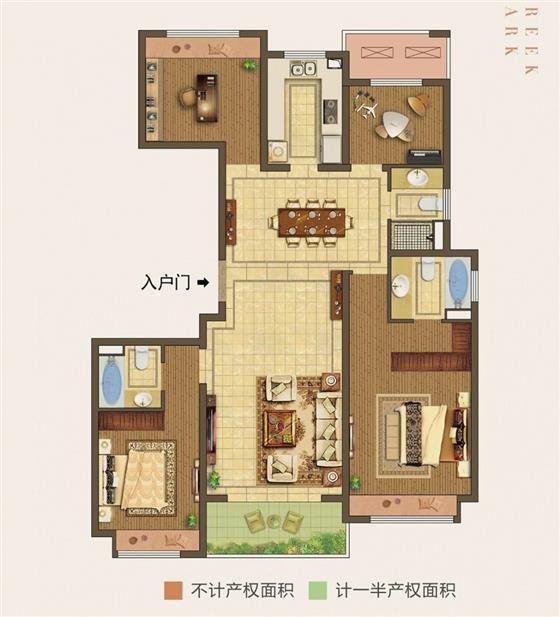 观溪和园3幢小高层获预售 200余套新房入市