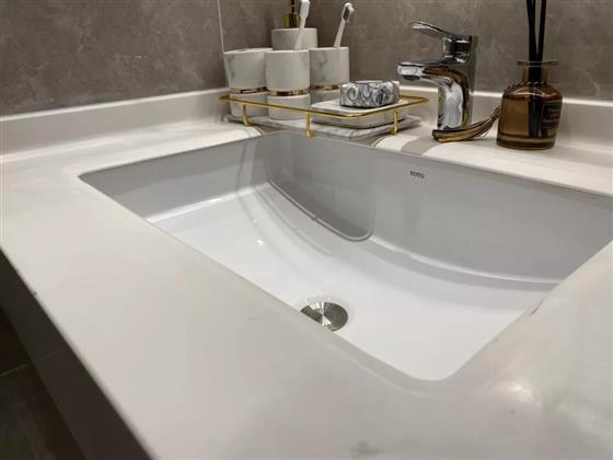 整洁又美观的卫浴间怎么做到?橡树澜湾花园告诉你