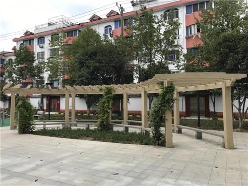 我市金穗公寓等6个老住宅小区整治全面完工!