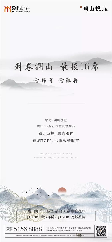 2019常熟TOP1成交20.9亿 有一种热销叫象屿·澜山悦庭