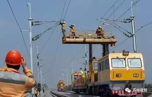 高铁站最新进度曝光竣工在即 城铁片区重大利好