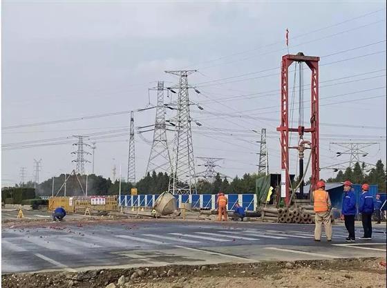 常熟第五条高架全线开工 半小时通达苏州