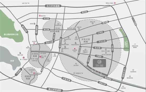 这条路将全线贯通 文化片区无缝对接大琴湖