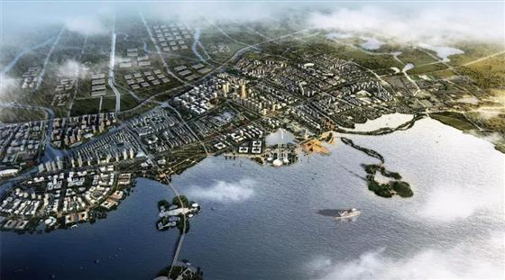 保利南部新城项目案名公开 遇见最好的和光系产品