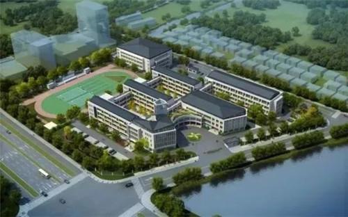 高大上的琴湖小学来了 2020年8月使用 8轨48班