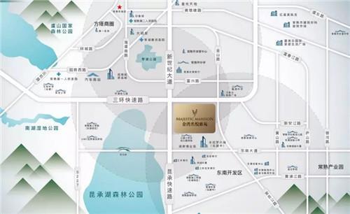 南部新城永旺旁金湾名悦雅苑收官之作140-180平最后的珍藏
